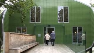 The Maggie's Centre in Nottingham