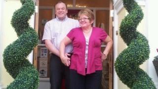 Ian and Carol-Lynn Robbins