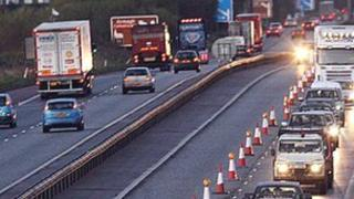 At least two motorway service stations have been given the go-ahead