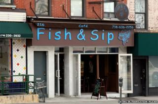 Fish and Sip in New York (photo courtesy of Eating in Translation/Flickr)