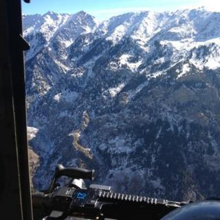 Mountains in Nuristan