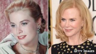 Grace Kelly, Nicole Kidman