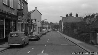 Georgetown, Jersey in 1966