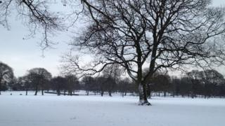 Lightswood Park, Bearwood, West Midlands on Saturday