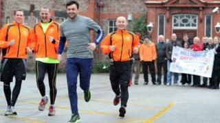 Hillsborough to Anfield runners