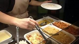 School meals generic TV grab