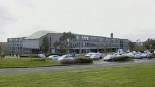 County Hall in Truro