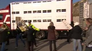 Ramsgate protest