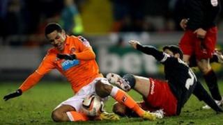 Blackpool FC v Cardiff City