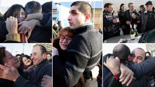 Prisoners being released in Georgia