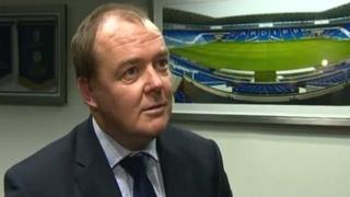 Cardiff chief executive Alan Whiteley