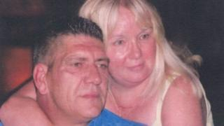 Phil and Brenda Caines