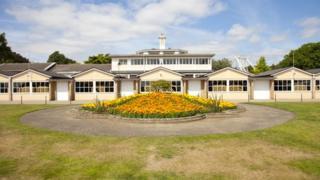 Wicksteed Park Pavilion