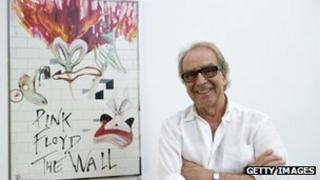 Gerald Scarfe, pictured in 2009