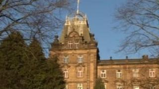 Derbyshire County Hall
