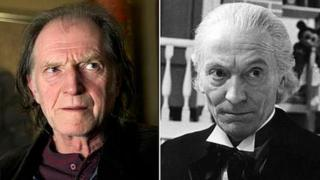 David Bradley and William Hartnell