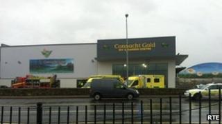 Connacht Gold DIY store