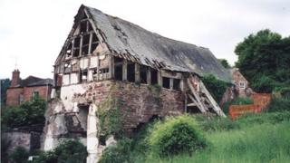 Gunn's Mill, in the Forest of Dean