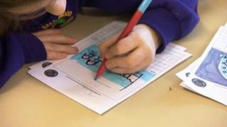 Primary school child (generic)