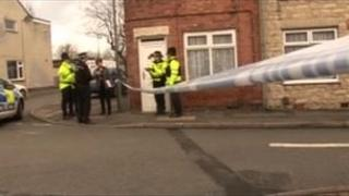 The man's body was found in Canal Street, Ilkeston