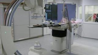 Cardiac Catherisation Laboratory