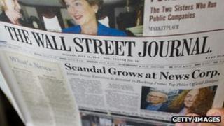 Wall Street Journal edition