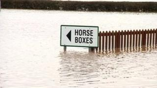 Southwell race course