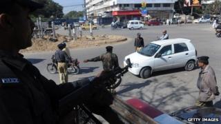 2010 Karachi - Mullah Baradar was arrested in the southern city of Karachi