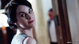 Lady Mary Grantham from Downton Abbey