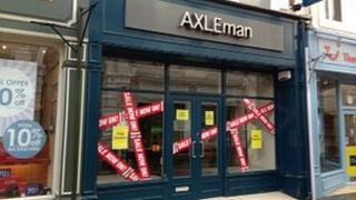 Axle Man shop in Jersey