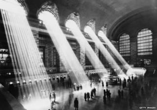 Grand Central Station in 1930