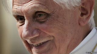 Pope Benedict VXI