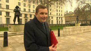 Welsh Secretary David Jones
