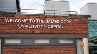 James Cook Hospital
