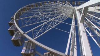Leeds big wheel