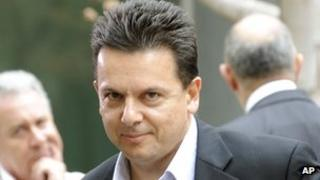File photo of Nick Xenophon (26 May 2009)