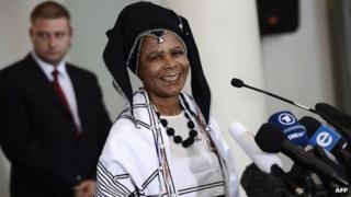 Mamphela Ramphele (18 February 2013)