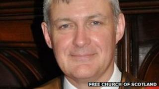 The Rev Iain D Campbell