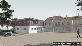 Jersey Hospice plans