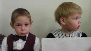 Max and Kristopher Shatto, previously known as Maksim and Kirill Kuzmin