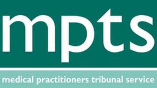 Medical Practitioners Tribunal Service Logo