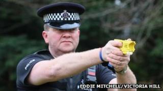 Taser - Sussex Police