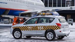Avinor airport patrol