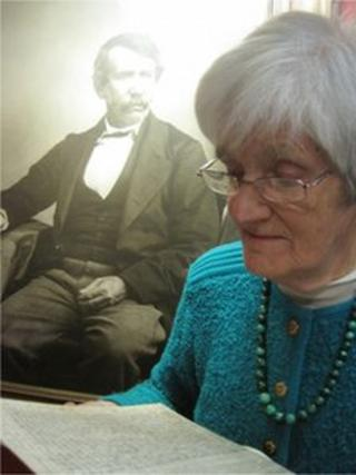 Elspeth Murdoch looks at David Livingstone's diary