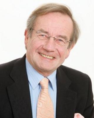 Ashford councillor Peter Wood