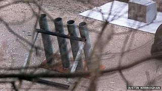 Mortar launchers