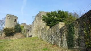 Ludlow town walls