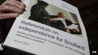 Leabhran comhairleachaidh an referendum