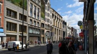 How Oxford Street would like