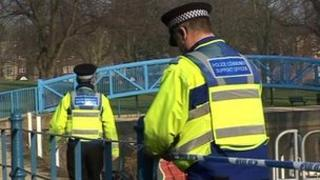 Police locate body in River Nene in Northampton